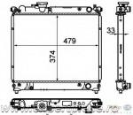radiator suzuki vitara 16v